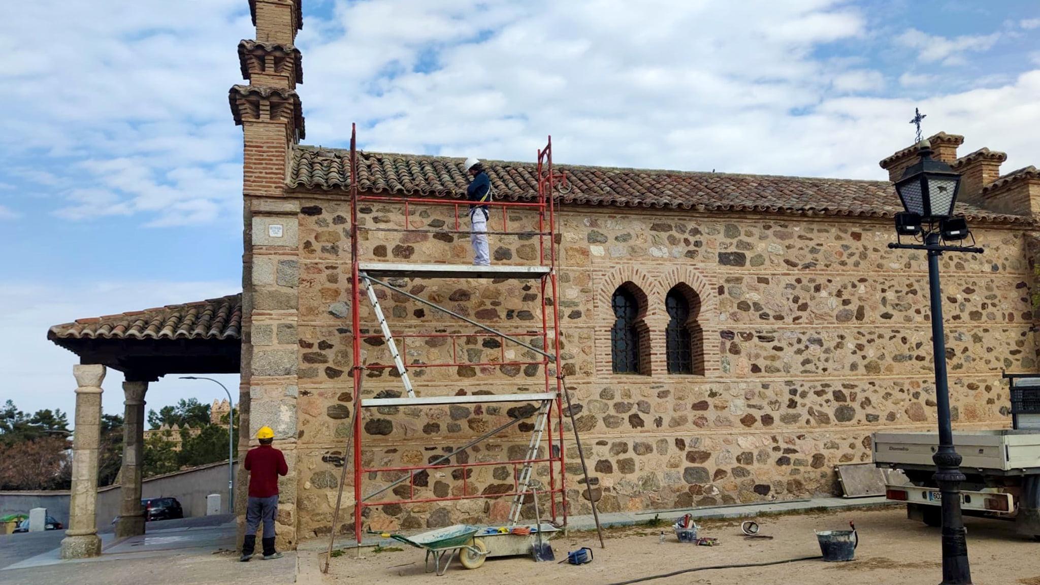 Restauración Ermita
